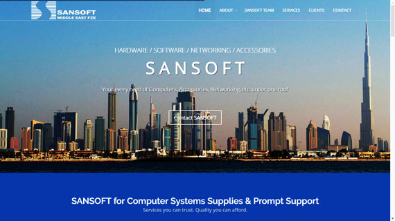 Sansoft Middle East FZE