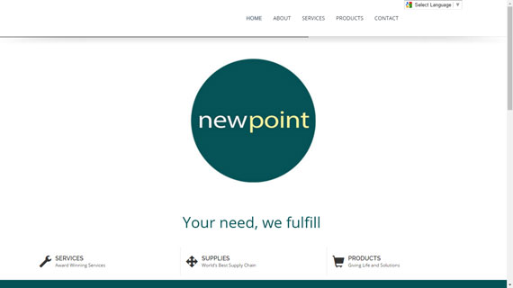 NEW POINT International FZE