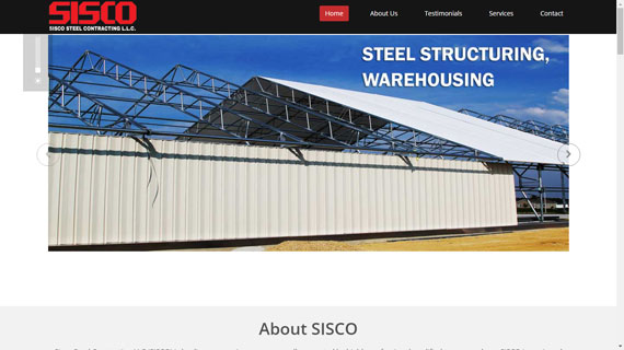 SISCO Steel Contracting LLC